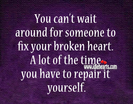 A Lot Of The Time You Have To Repair It Yourself.