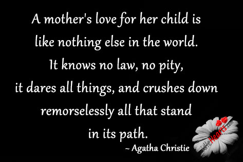 A Mother's Love For Her Child Is Like Nothing…
