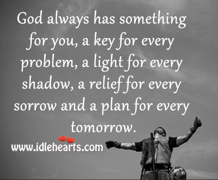Latest HD God Always Has A Plan Quotes