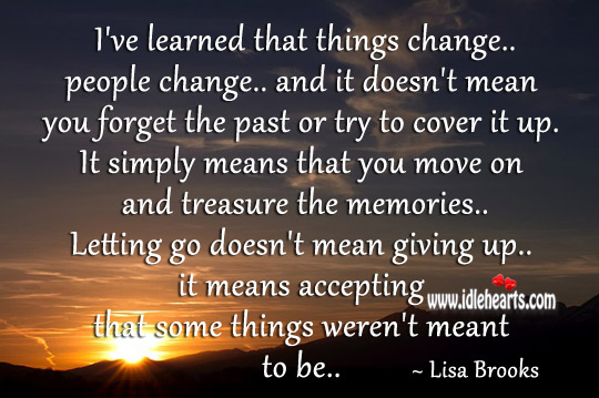 Letting Go Quotes Image