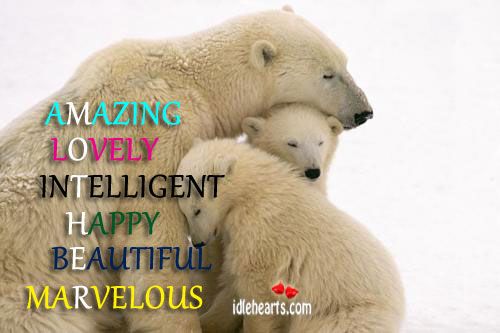 Marvelous Mother….