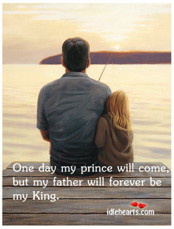 One Day My Prince Will Come, But My…
