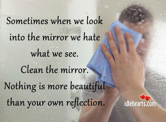 Jennifer Brown - When I Look In The Mirror Lyrics ...