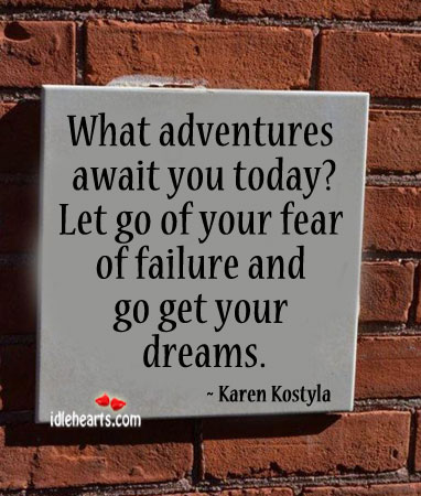 Image, What adventure await you today?