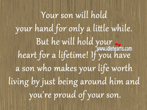 Quotes To Your Son