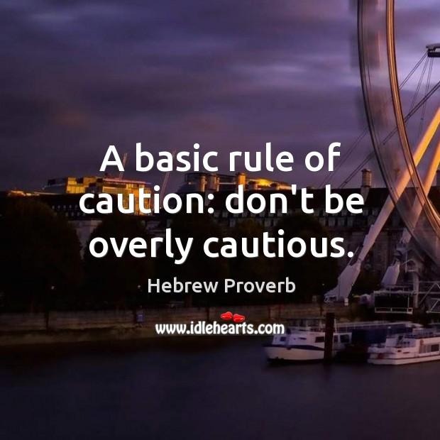 Hebrew Proverbs