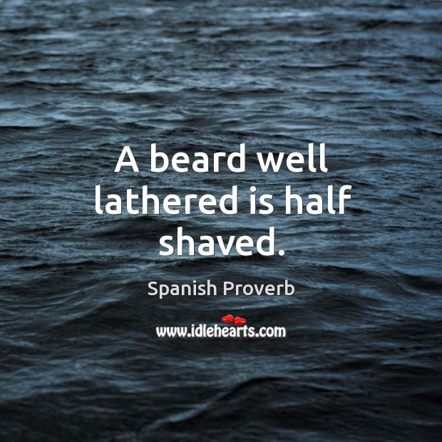 Spanish Proverbs