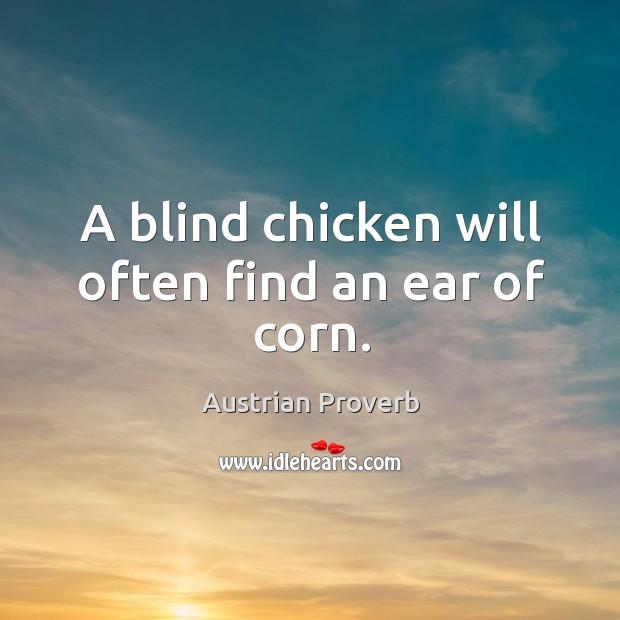 Austrian Proverbs