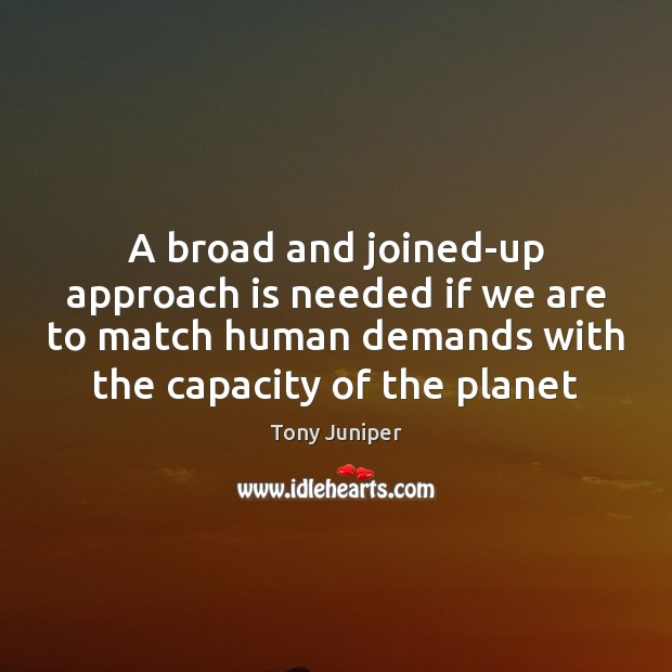 A broad and joined-up approach is needed if we are to match Image
