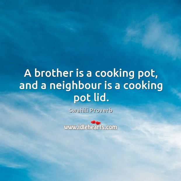 Swahili Proverbs