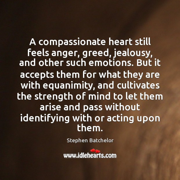 Picture Quote by Stephen Batchelor