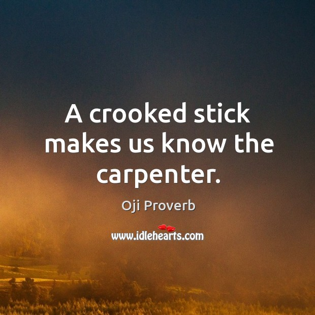 Oji Proverbs