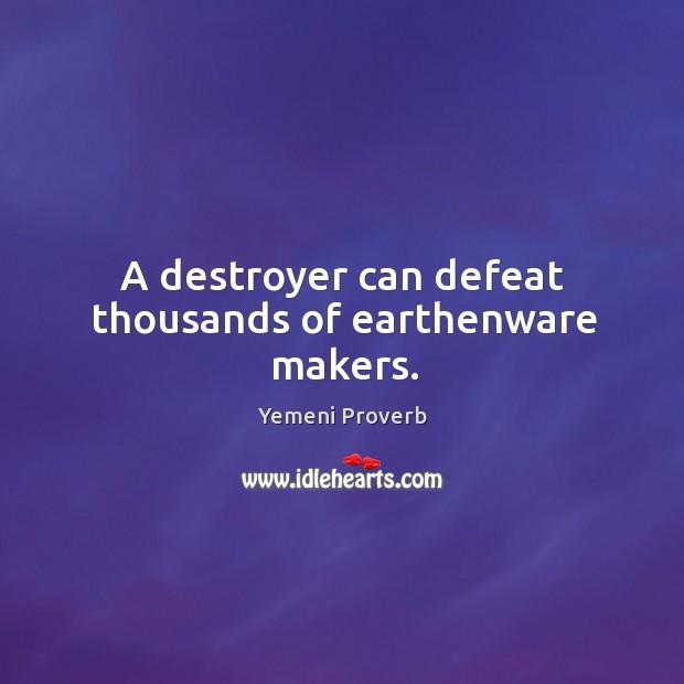Yemeni Proverbs