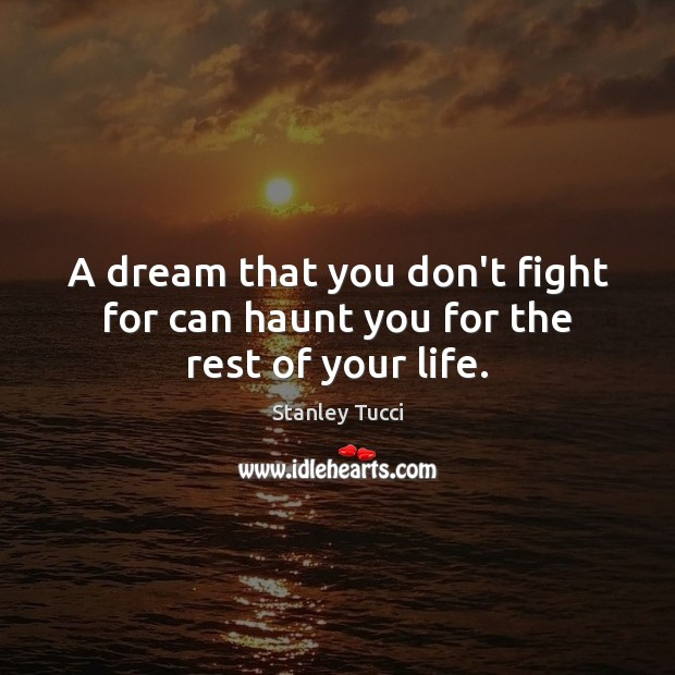 Picture Quote by Stanley Tucci