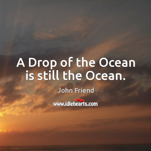 Picture Quote by John Friend