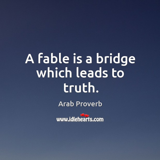 Arab Proverbs
