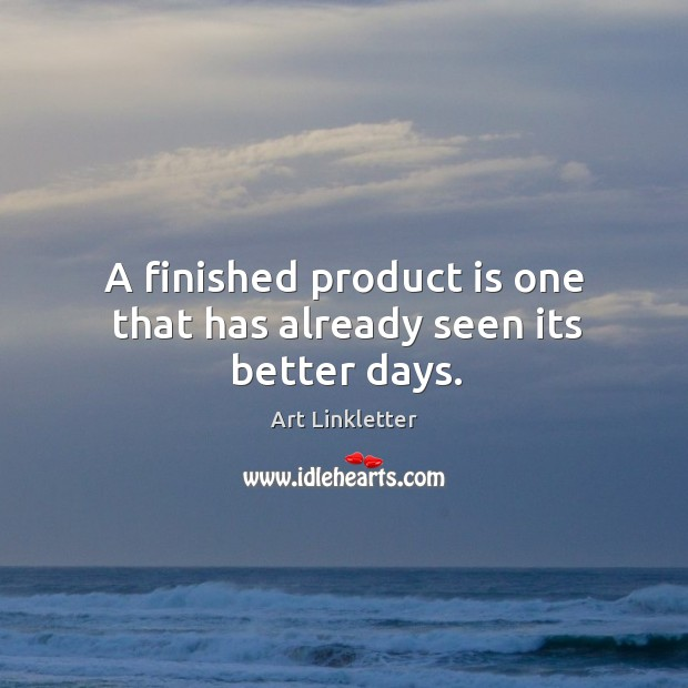 Picture Quote by Art Linkletter