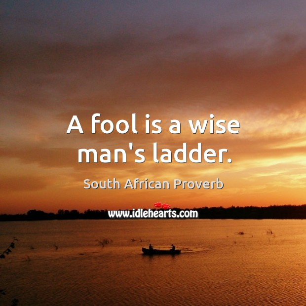 South African Proverbs