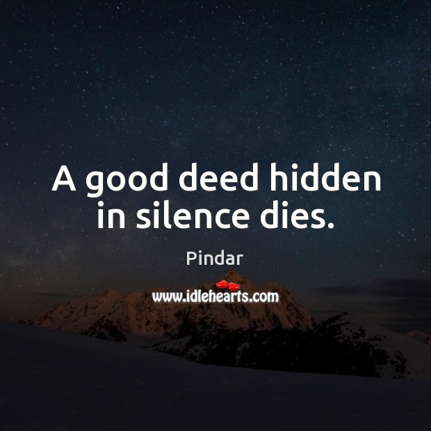 Hidden Quotes