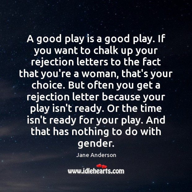 A good play is a good play. If you want to chalk Image