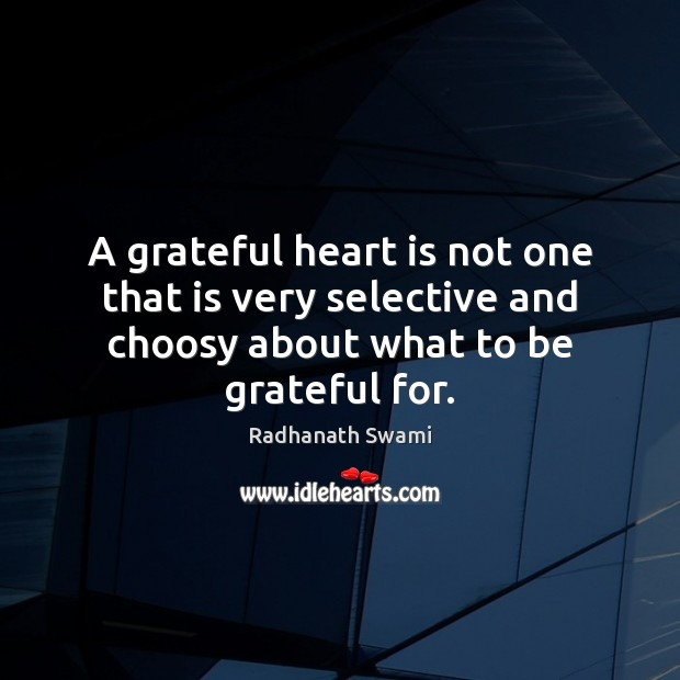 Be Grateful Quotes