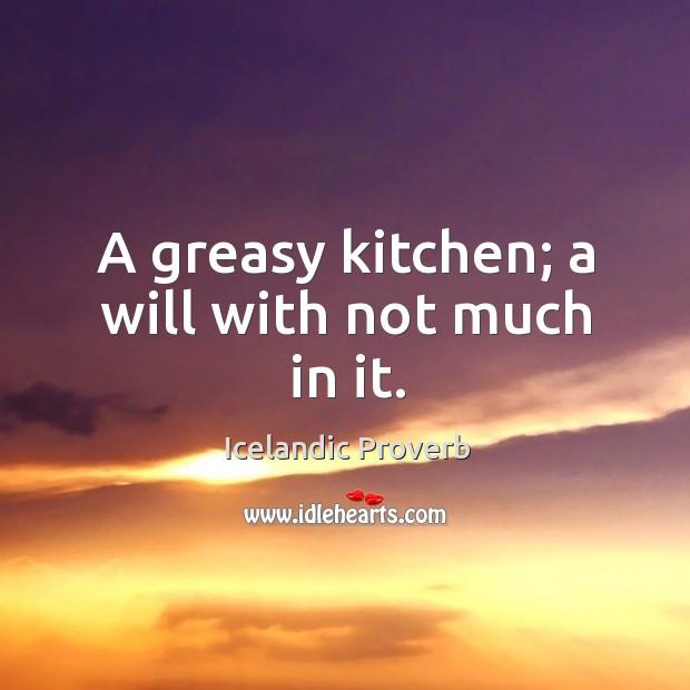 Icelandic Proverbs