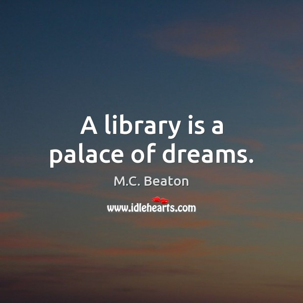 Picture Quote by M.C. Beaton
