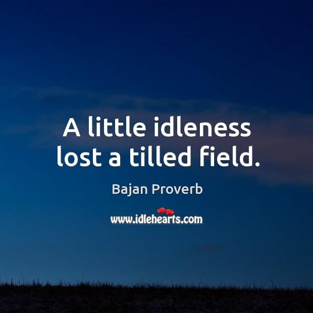 Bajan Proverbs