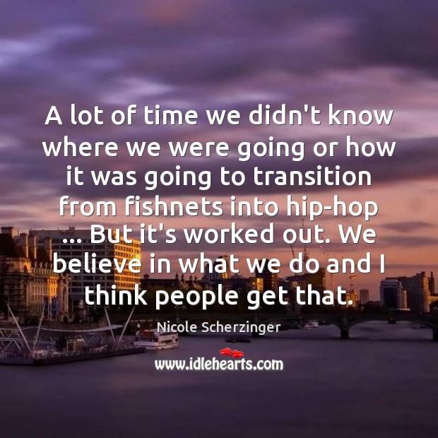 Picture Quote by Nicole Scherzinger