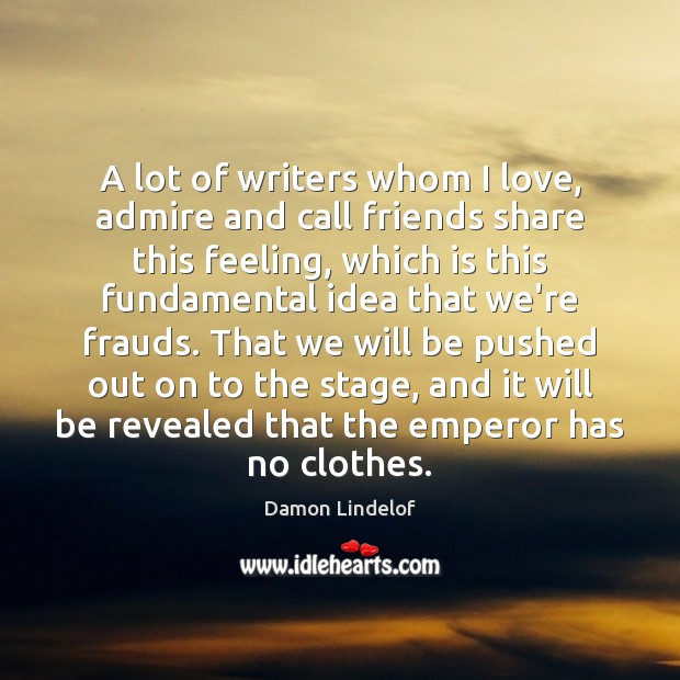A lot of writers whom I love, admire and call friends share Image