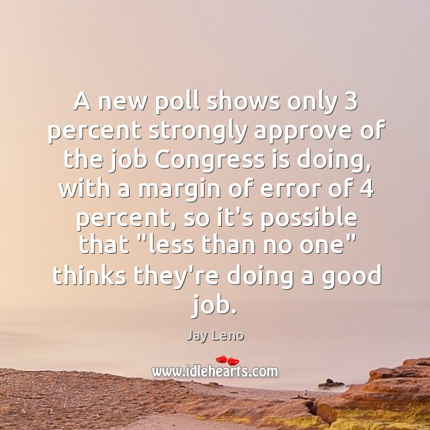 Image, A new poll shows only 3 percent strongly approve of the job Congress