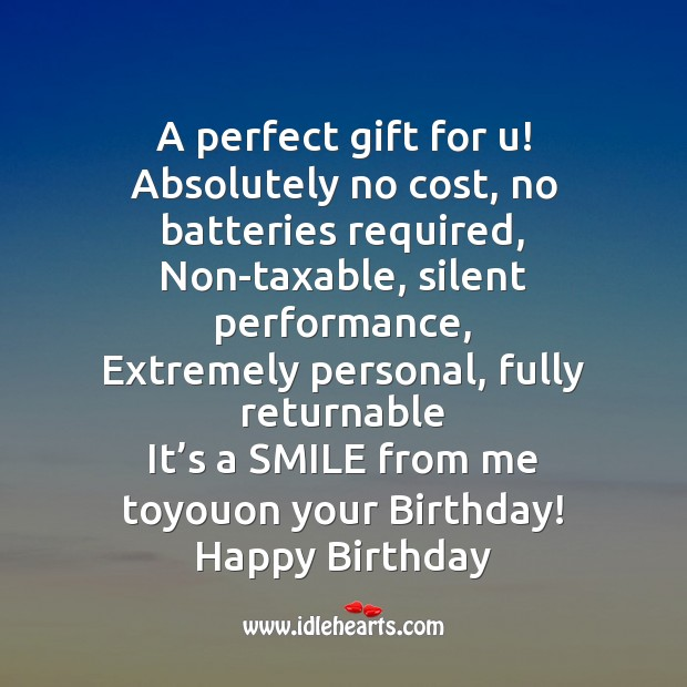 Image, A perfect gift for u!