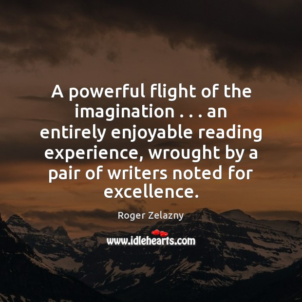 Image, A powerful flight of the imagination . . . an entirely enjoyable reading experience, wrought