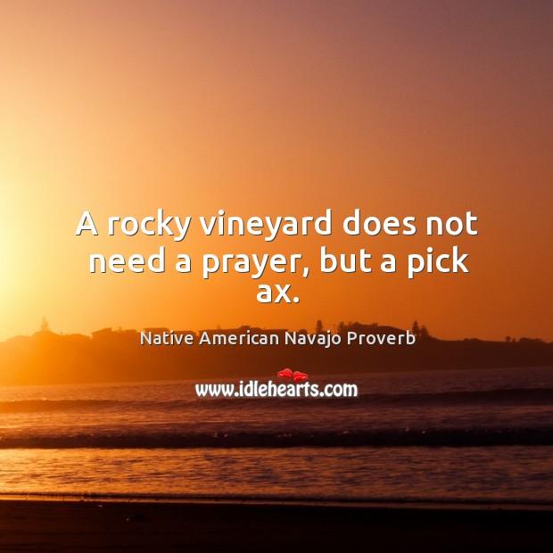 Native American Navajo Proverbs