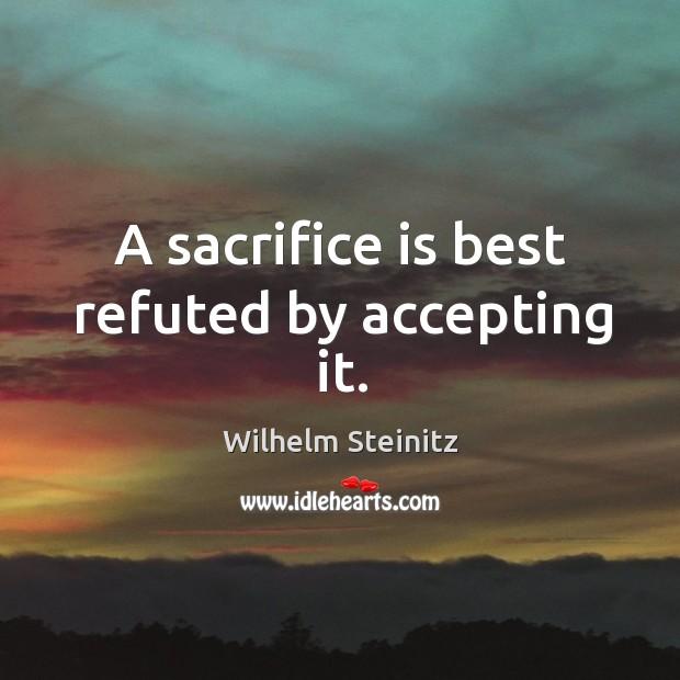 Sacrifice Quotes