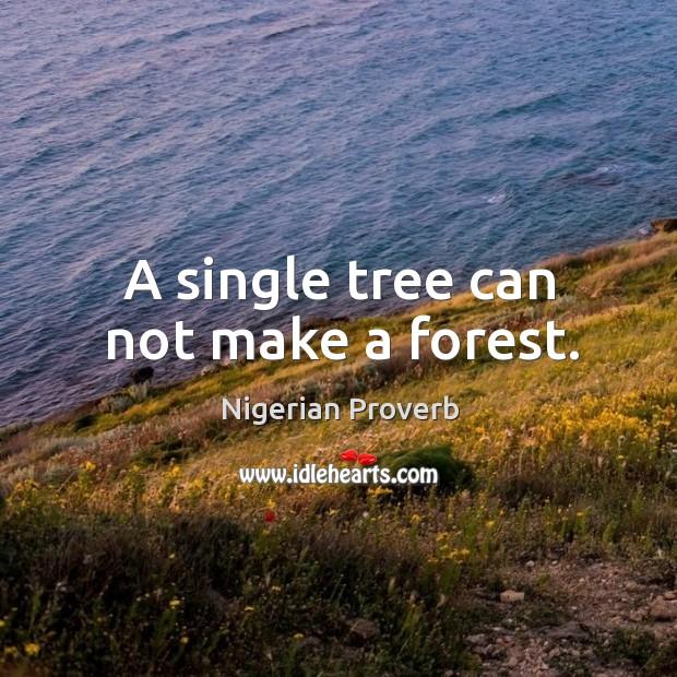 Nigerian Proverbs