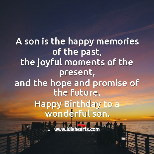 Son Quotes Image