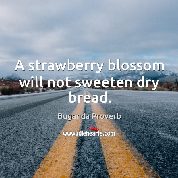Buganda Proverbs