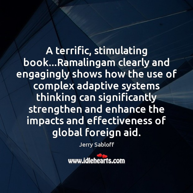 Image, A terrific, stimulating book…Ramalingam clearly and engagingly shows how the use