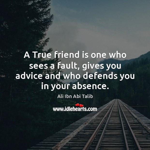 True Friends Quotes