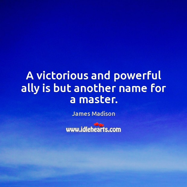 James Madison Quote If Congress Can Do Whatever In Their