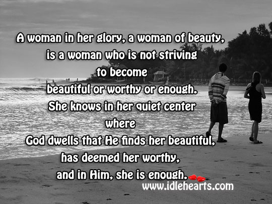 The Real Beauty of Women.
