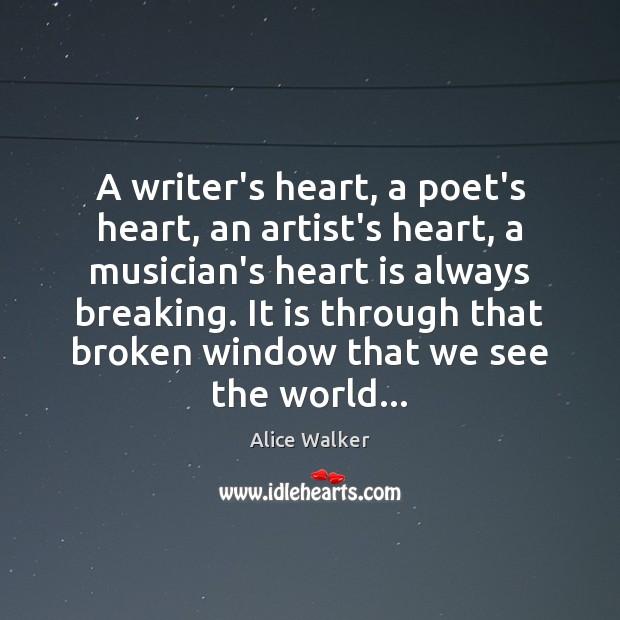 Image, A writer's heart, a poet's heart, an artist's heart, a musician's heart