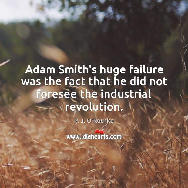 a failed industrial revolution Economic growth and the early industrial revolution  to an industrial economy took more  the officers and directors of failed national banks to be made .