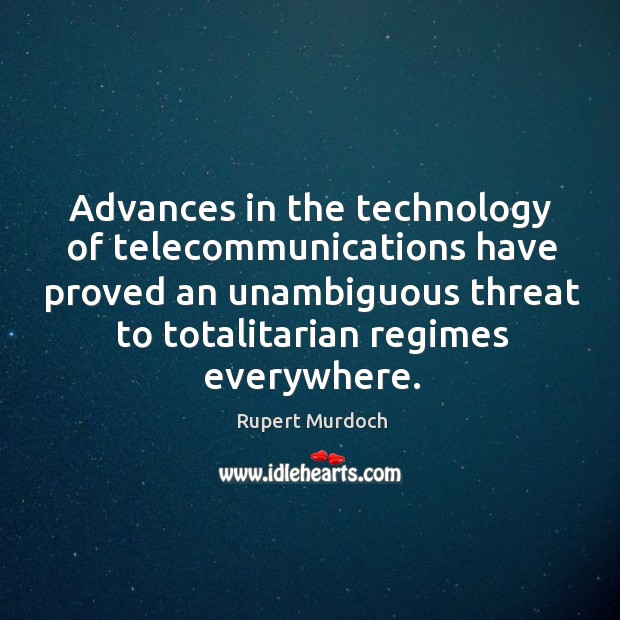 threat of technology 'it has become appallingly obvious that our technology has exceeded our humanity' – albert einstein as technology develops, so do our lives.