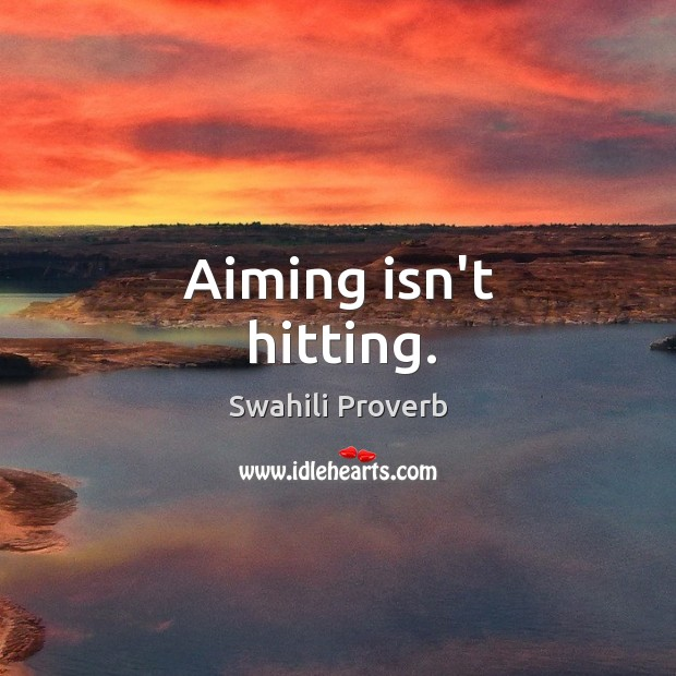 Swahili Proverbs