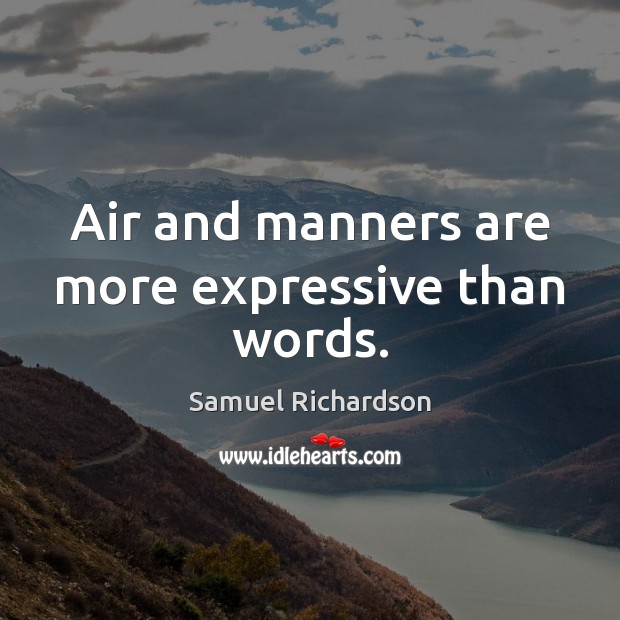Picture Quote by Samuel Richardson
