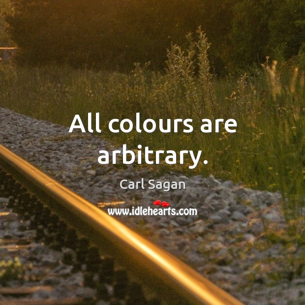 Image, All colours are arbitrary.