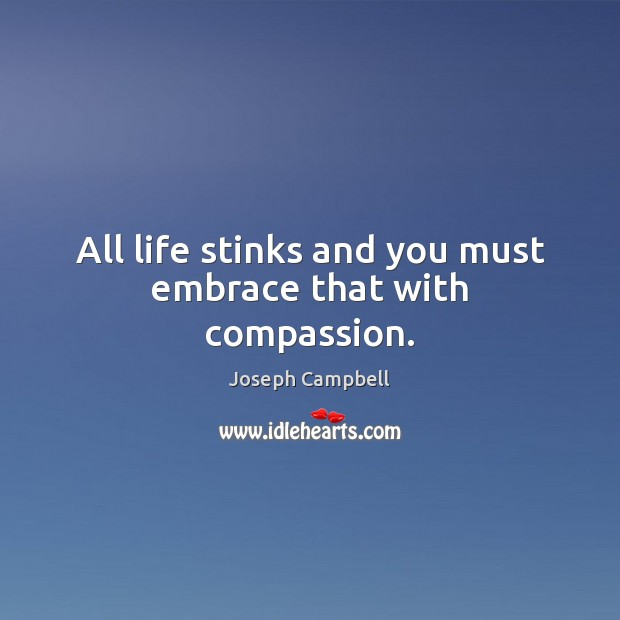 Picture Quote by Joseph Campbell