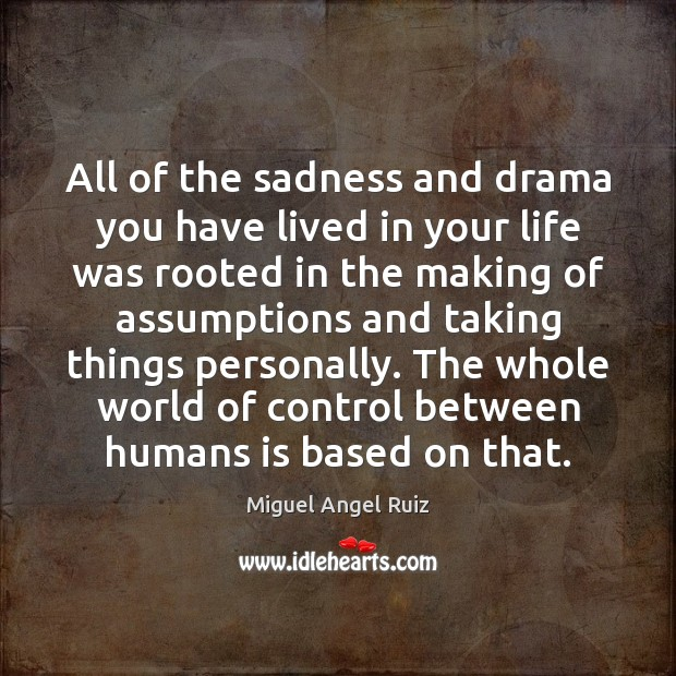 Picture Quote by Miguel Angel Ruiz